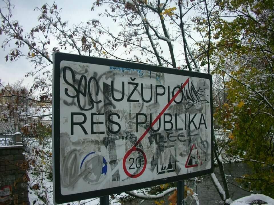repubblica di uzupis