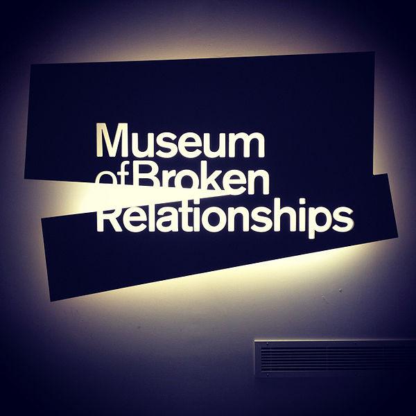 museo delle relazioni interrotte zagabria
