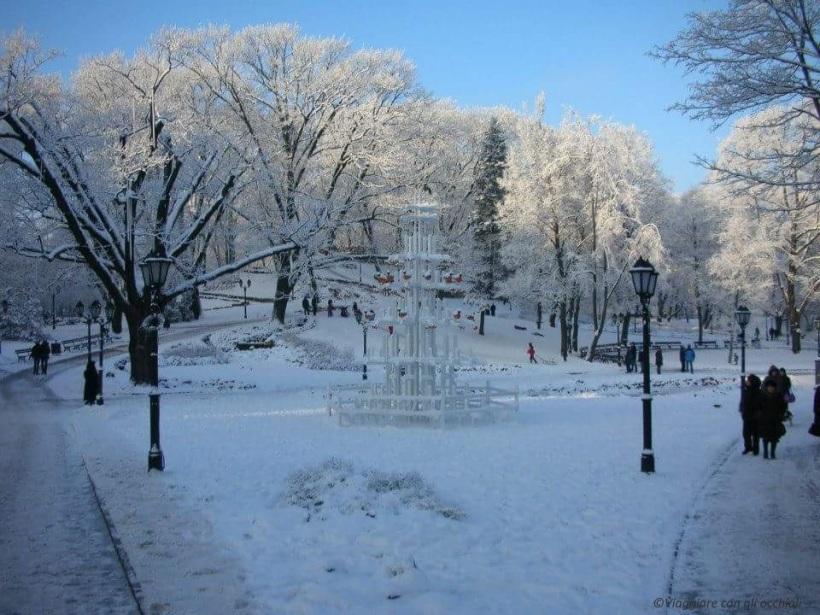 riga in inverno