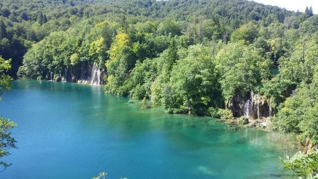 parco nazionale laghi plitvice croazia