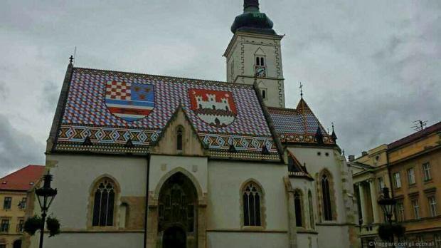 zagabria chiesa san marco