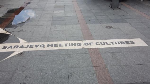 Sarajevo multiculturalismo