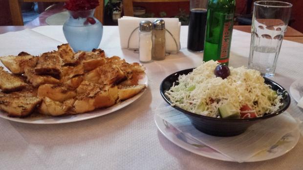 cosa mangiare nei balcani shopska