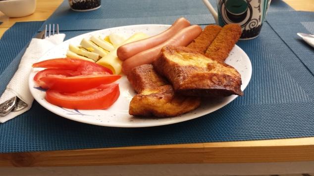 mostar colazione