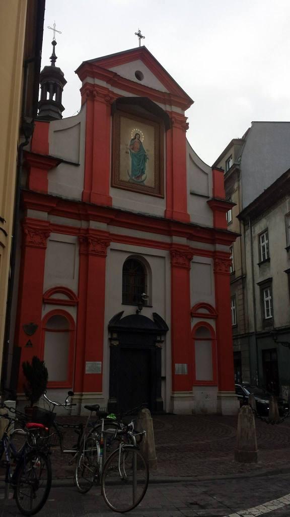 cracovia chiesa karol kot