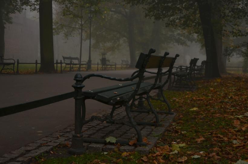cracovia nebbia fantasmi