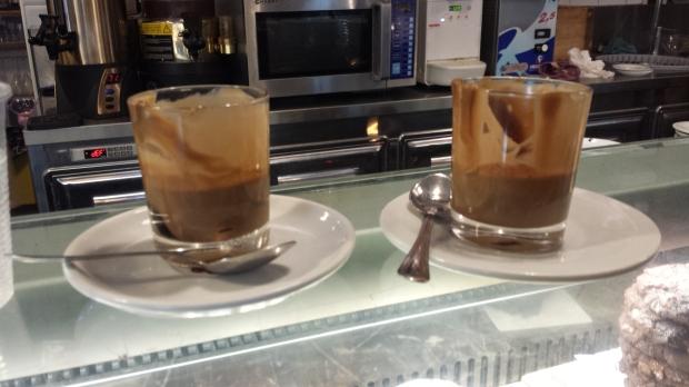 caffè nocciola napoli