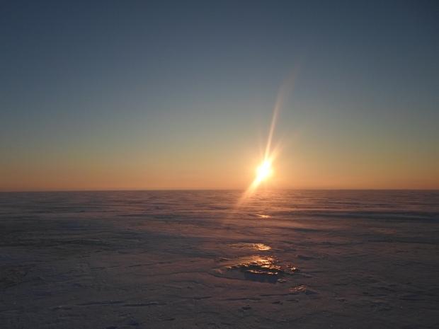 tramonto mare estonia