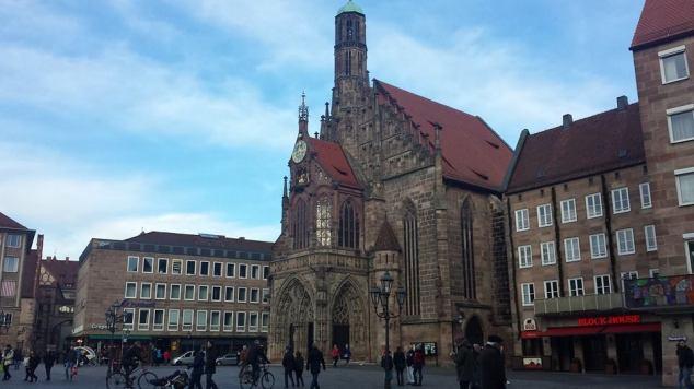 norimberga frauenkirche