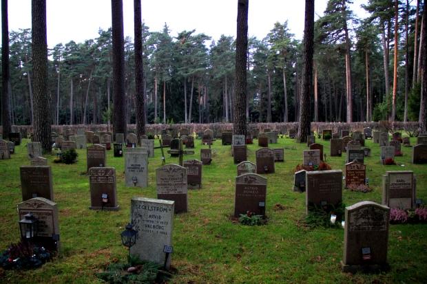 cimitero Skogskyrkogården stoccolma
