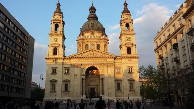 basilica santo stefano budapest