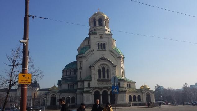 cosa vedere sofia cattedral nevski