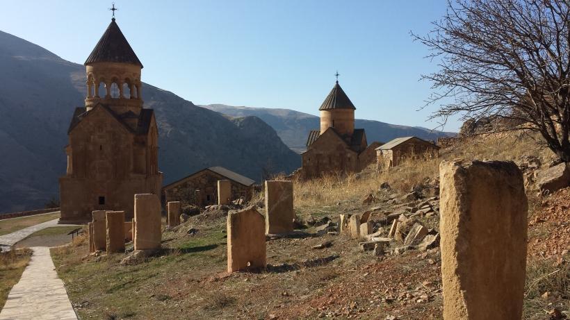 cosa vedere armenia noravank