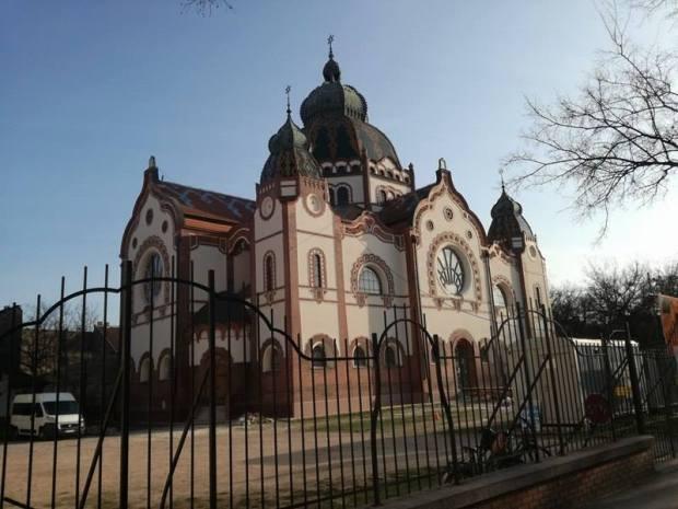 art nouveau subotica sinagoga