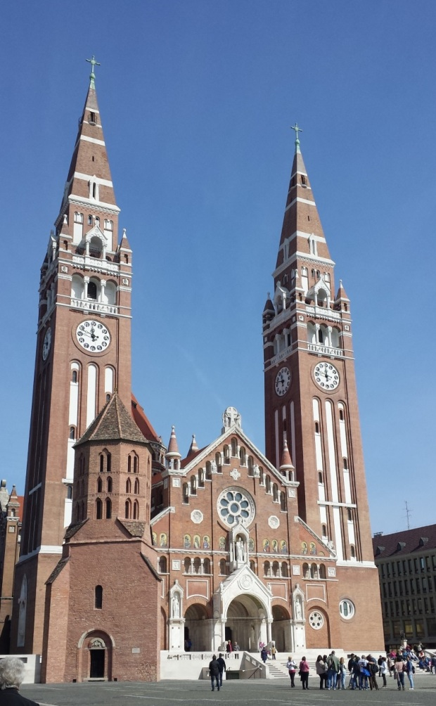 szeged cattedrale