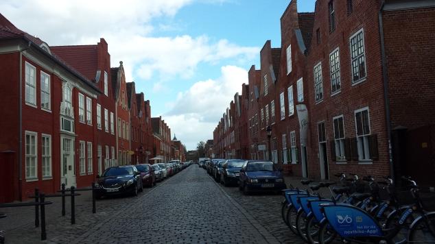 cosa vedere potsdam quartiere olandese