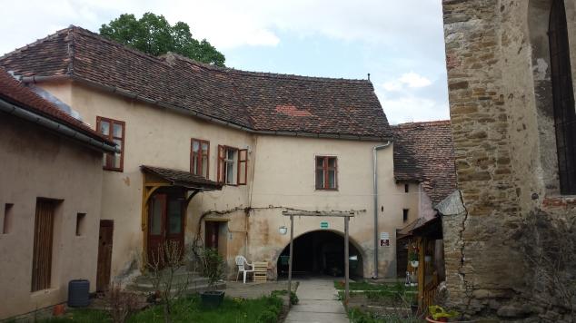 axente chiesa fortificata