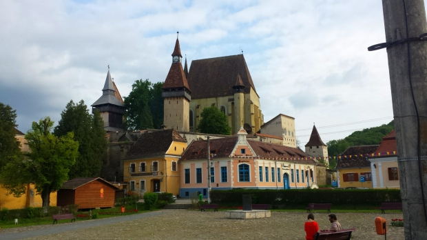 biertan chiesa fortificata