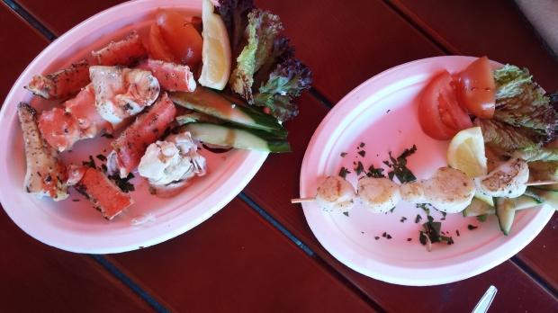 cosa mangiare bergen mercato del pesce