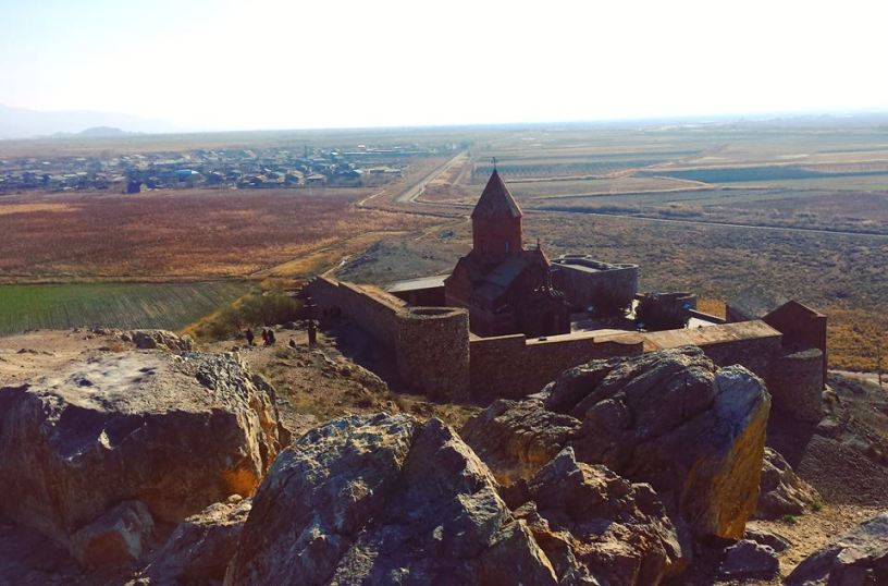 cosa vedere armenia khor virap