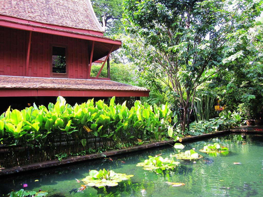 casa di jim thompson bangkok