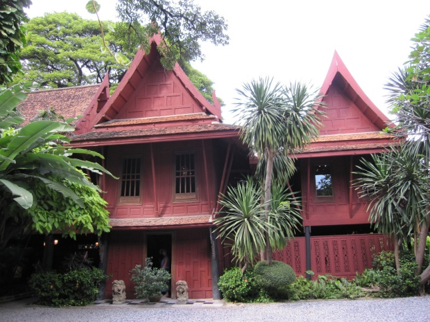 casa di jim thompson bangkok