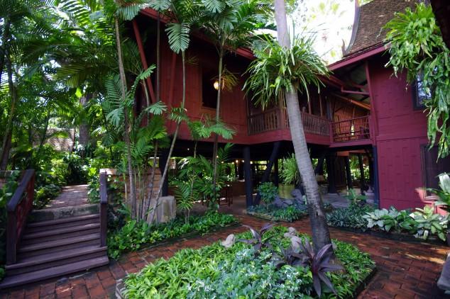cosa vedere a bangkok casa di jim thompson