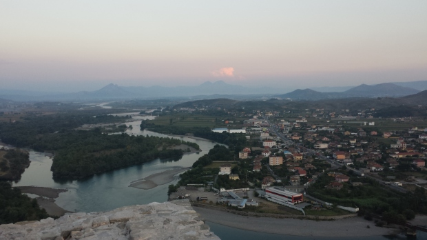 cosa vedere albania castello di rofaza scutari