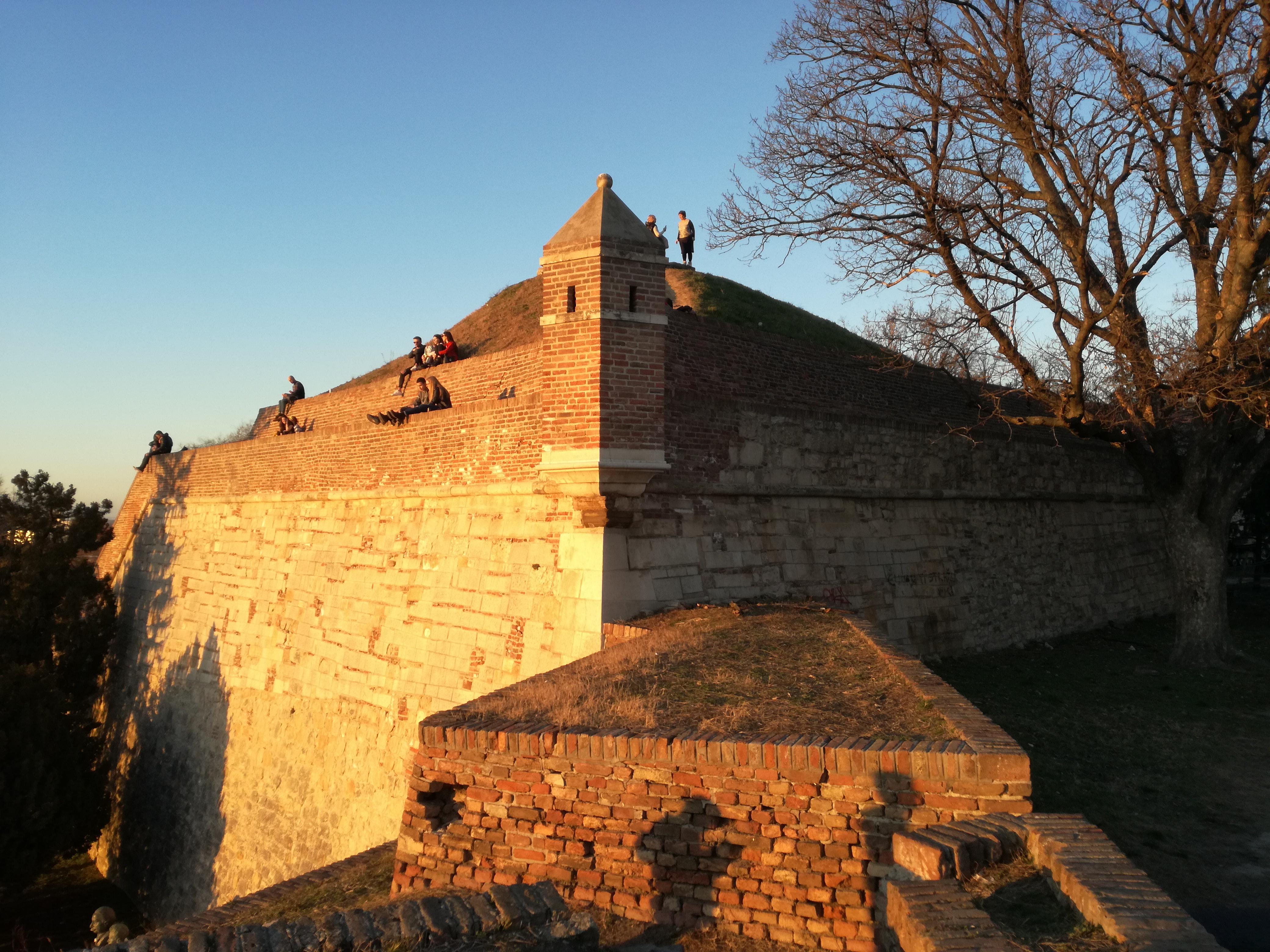 fortezza belgrado