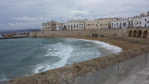 spiagge salento spiaggia della purità gallipoli