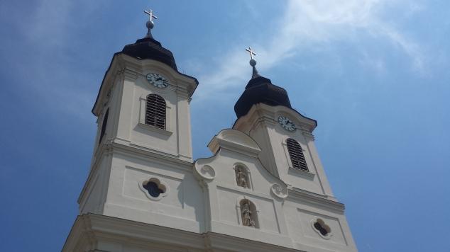 cosa vedere in ungheria abbazia di tihany 3