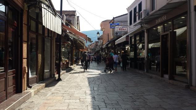 cosa vedere skopje old bazar