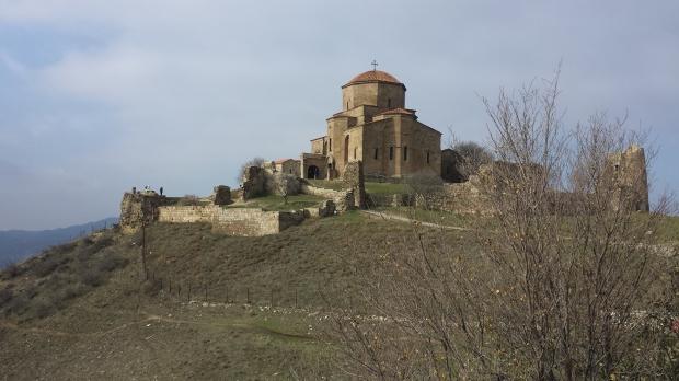 cosa vedere georgia monastero di jvari