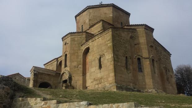 cosa vedere georgia monastero jvari