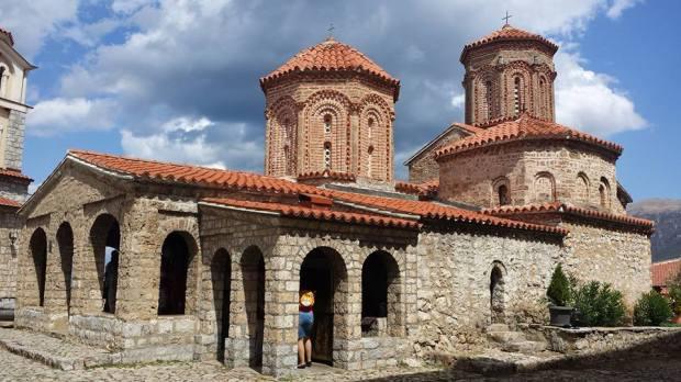 sveti naum macedonia ohrid