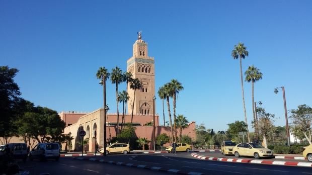 cosa fare marrakech moschea kutubiyya