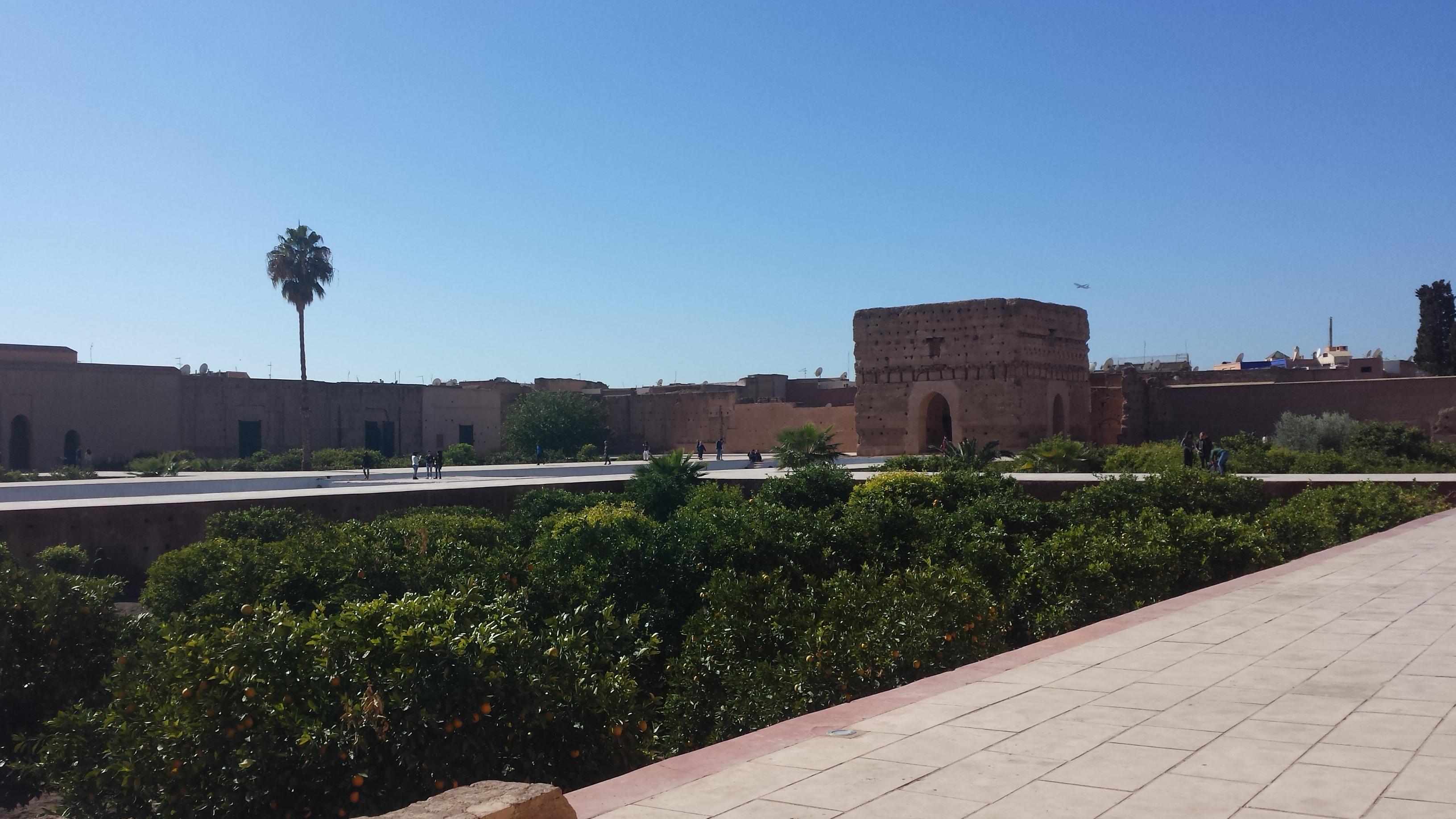 cosa fare marrakech palazzo el badi
