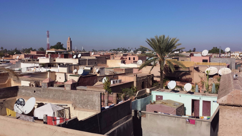 cosa fare marrakech terrazza