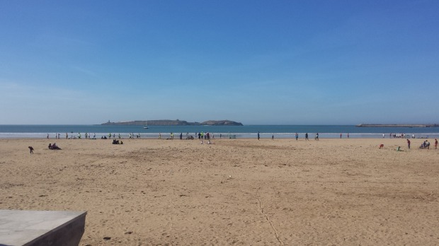 cosa vedere essaouira spiaggia