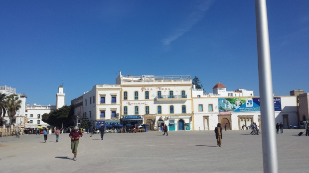 cosa vedere essaouira piazza moulay hassan
