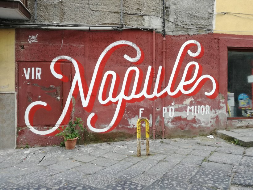 street art napoli fratelli toqué