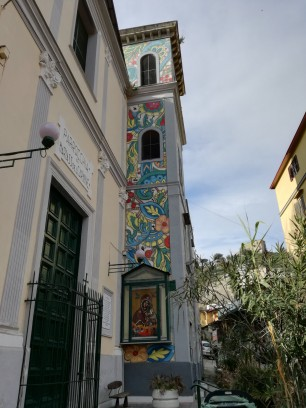 streert art napoli chiesa maria del santissimo carmine