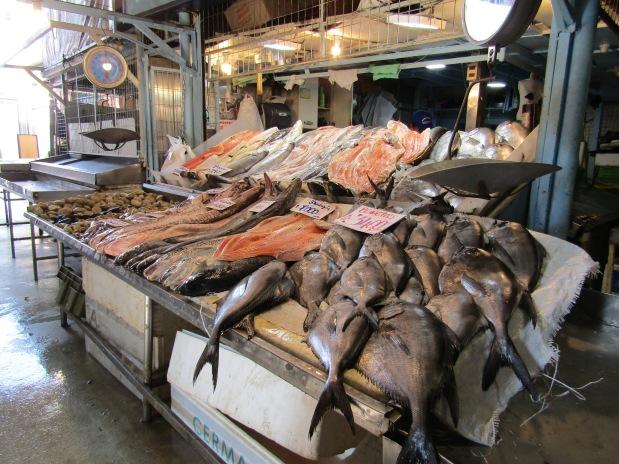 mercati santiago cile mercado central