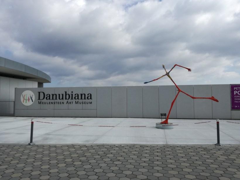 cosa vedere bratislava Danubiana Meulensteen Art Museum.