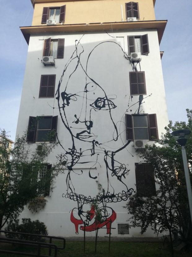 roma street art tor marancia