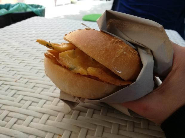 street food palermo pane e panelle