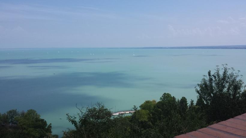 lago balaton ungheria