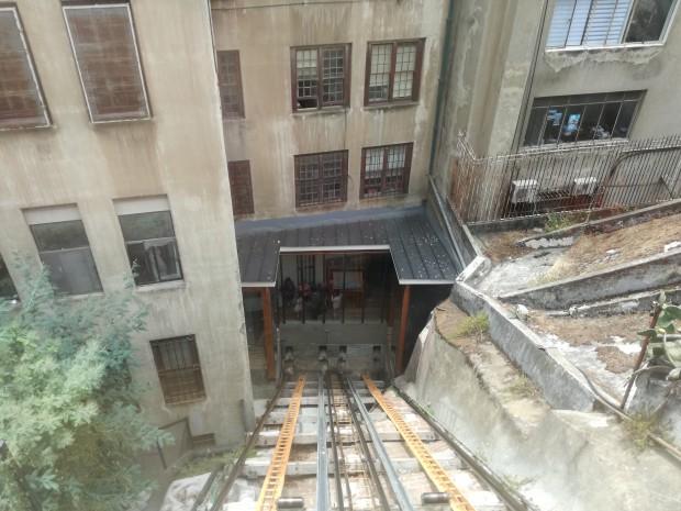 cosa vedere valparaiso ascensori