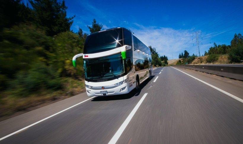 viaggiare in bus cile