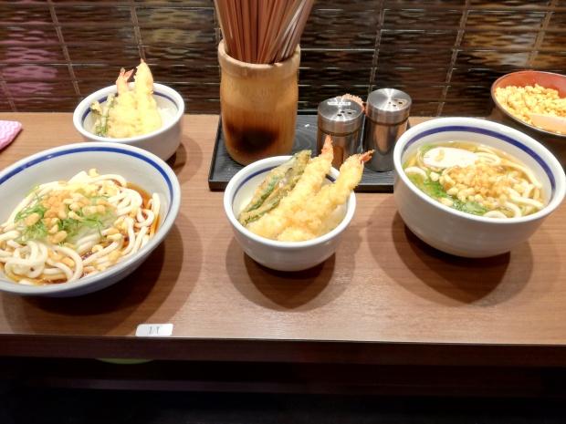 cosa mangiare giappone tempura